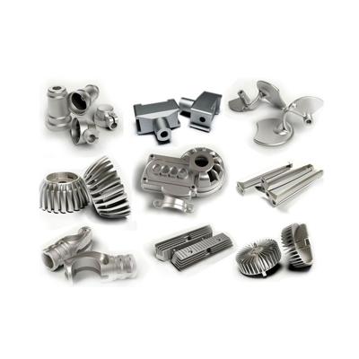 aluminum die casting aluminum sand casting