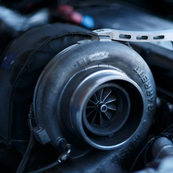 Precision Turbo Compressor Wheel: Turbocharger Compressor