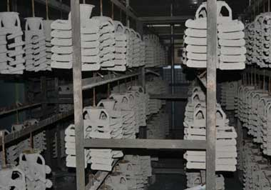 Ceramic Drying Process