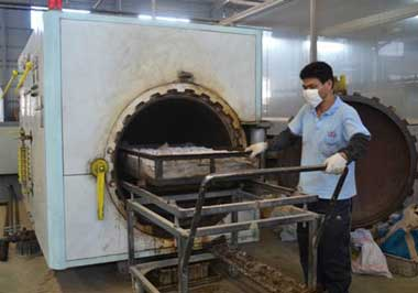 Dewax Investment Casting Process